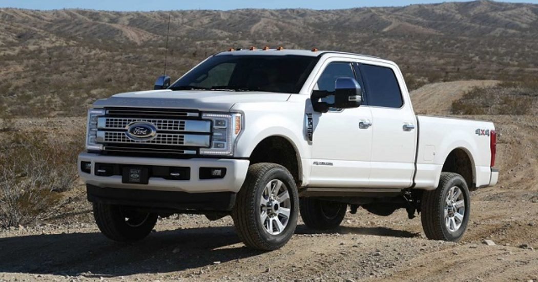 86 The Best 2019 Ford F 250 Redesign