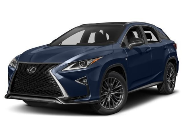 86 The Best 2019 Lexus Rx 350 F Sport Suv Performance and New Engine