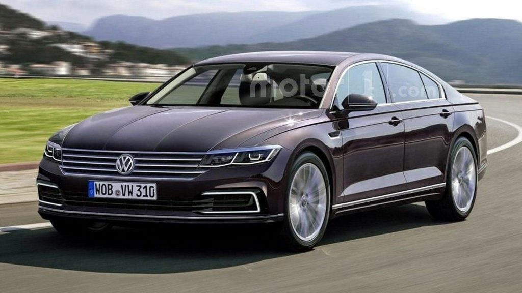 86 The Best 2019 VW Phaeton Price and Release date