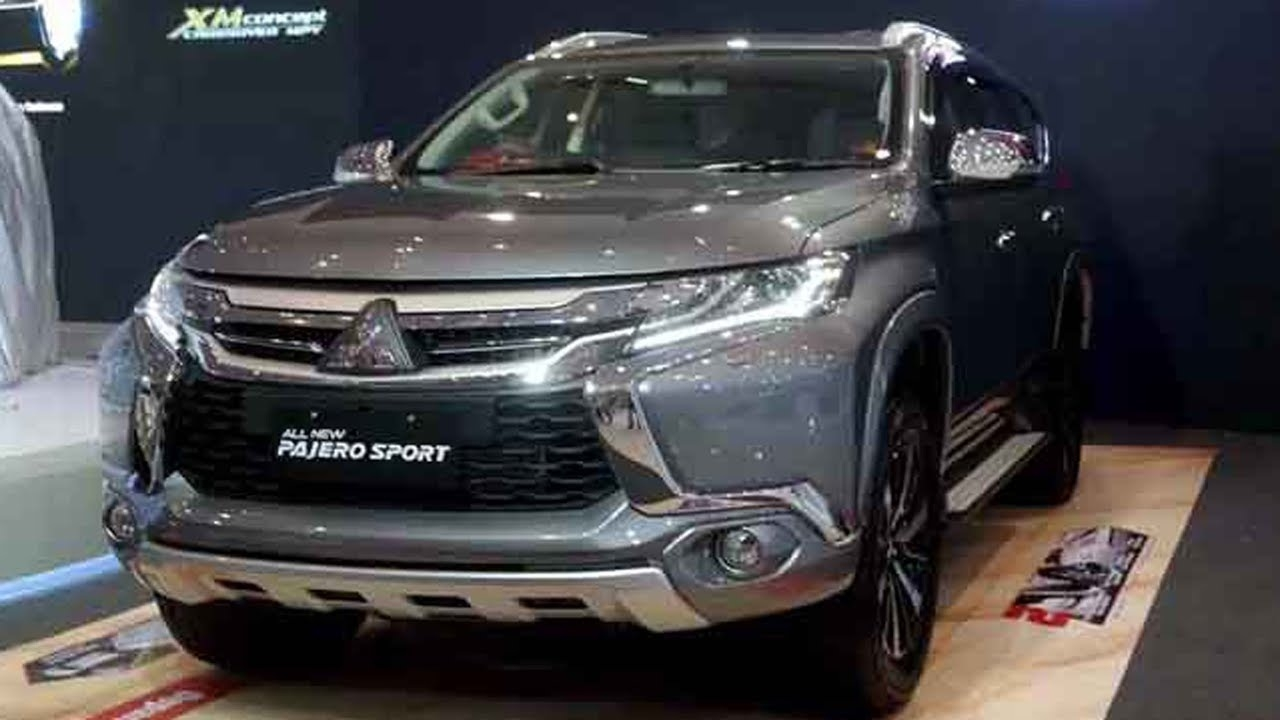 86 The Best 2020 Mitsubishi Montero Sport Philippines Redesign and Concept