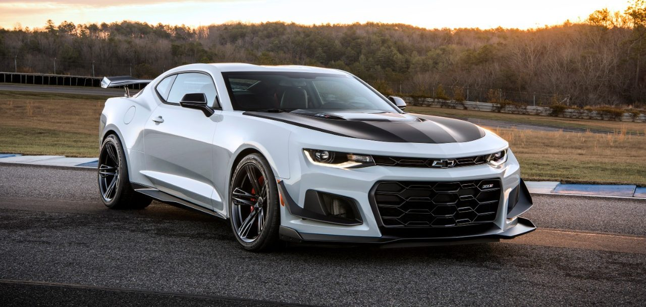 87 A 2019 Chevy Camaro Release Date