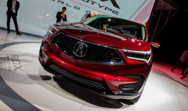 87 A 2020 Acura RDX Images