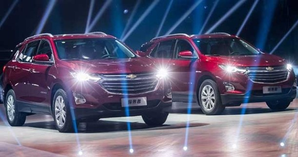 87 A 2020 All Chevy Equinox First Drive