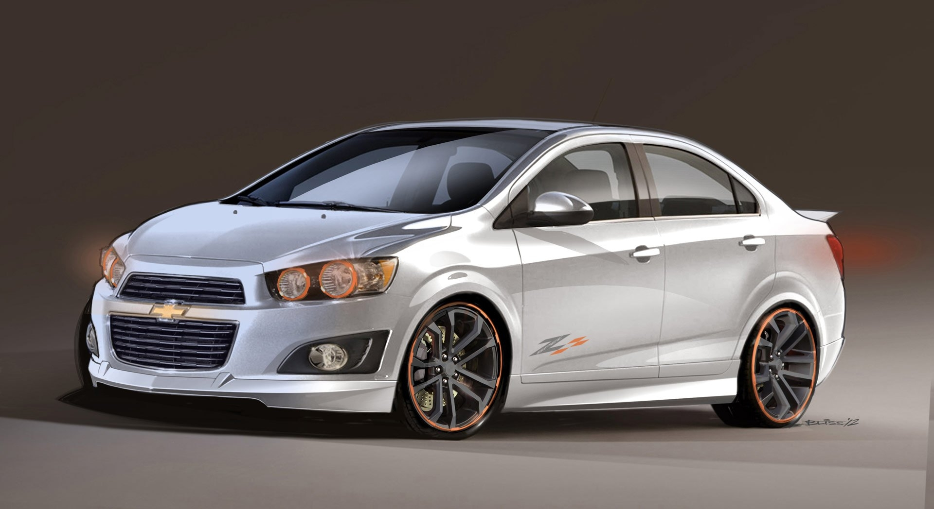 87 A 2020 Chevy Sonic Performance and New Engine