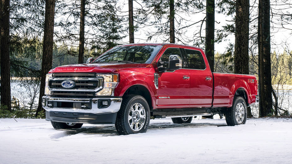 87 A 2020 Ford F350 Diesel Concept