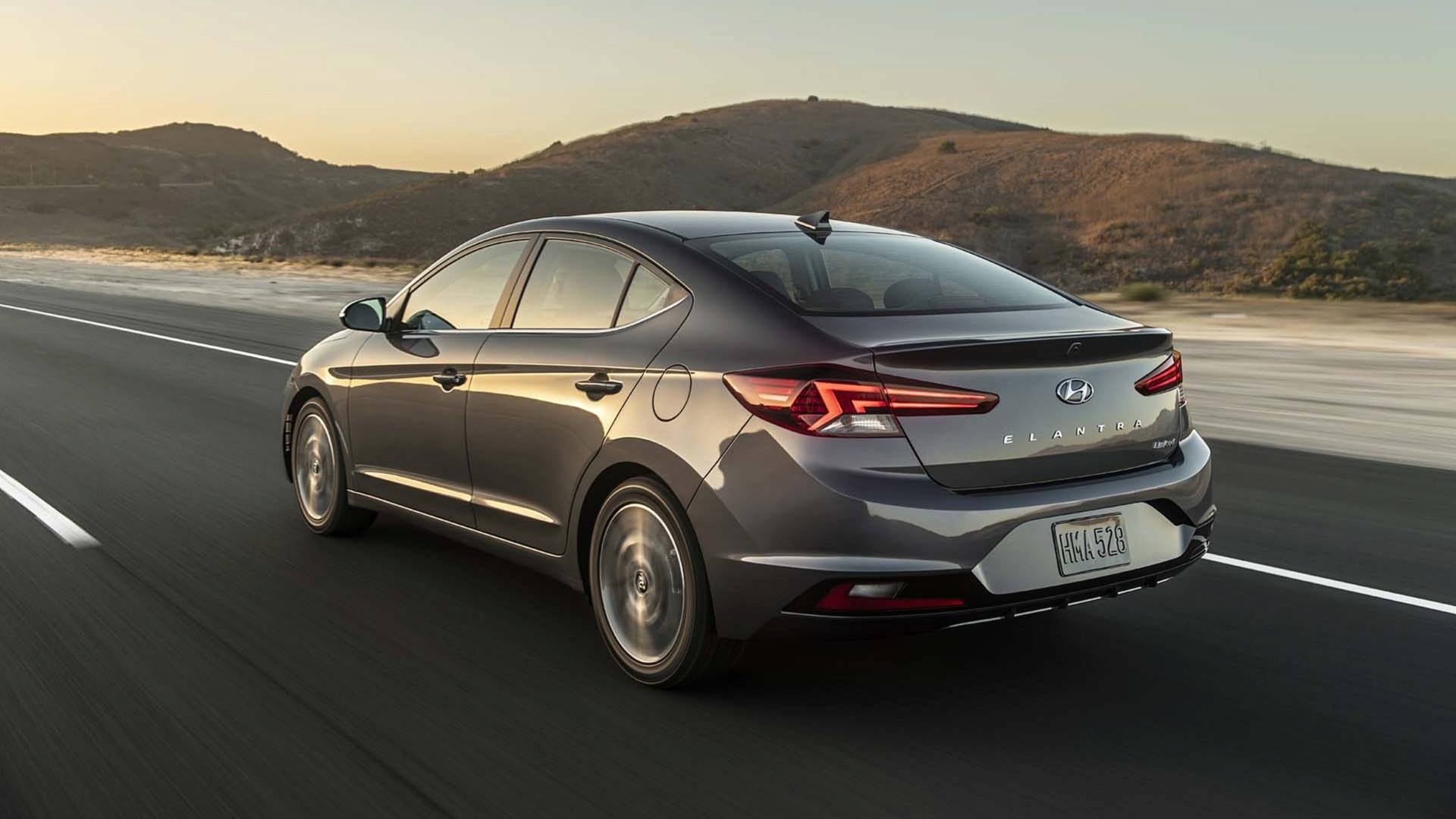 87 All New 2019 Hyundai Elantra Sedan Picture