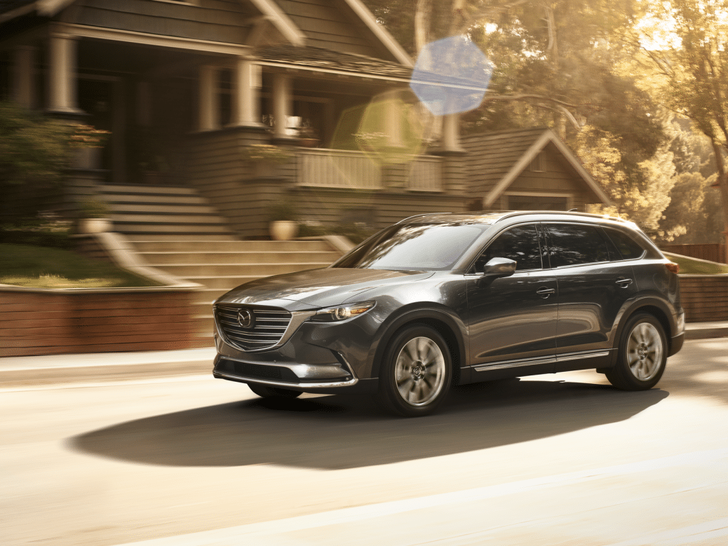 87 All New 2019 Mazda Cx 9 Wallpaper