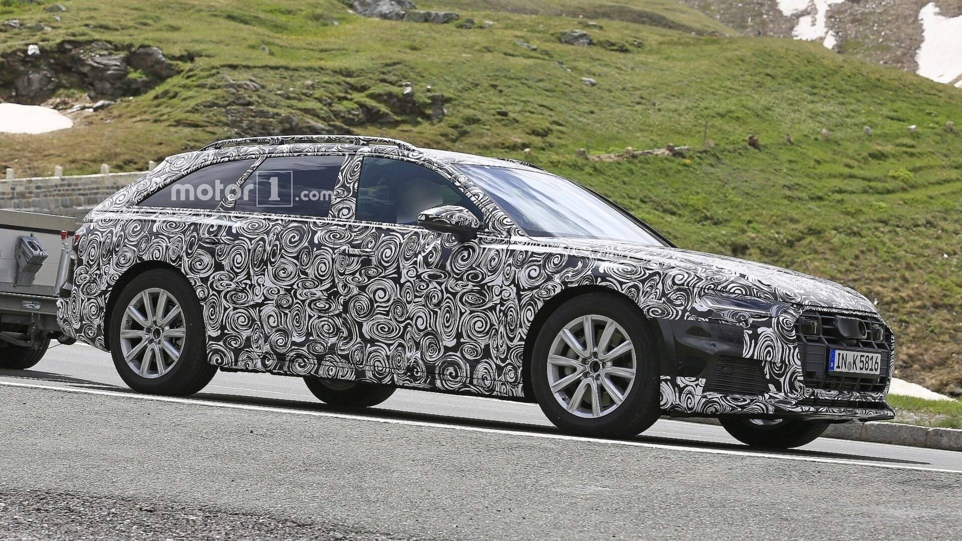 87 All New 2020 Audi Allroad Model