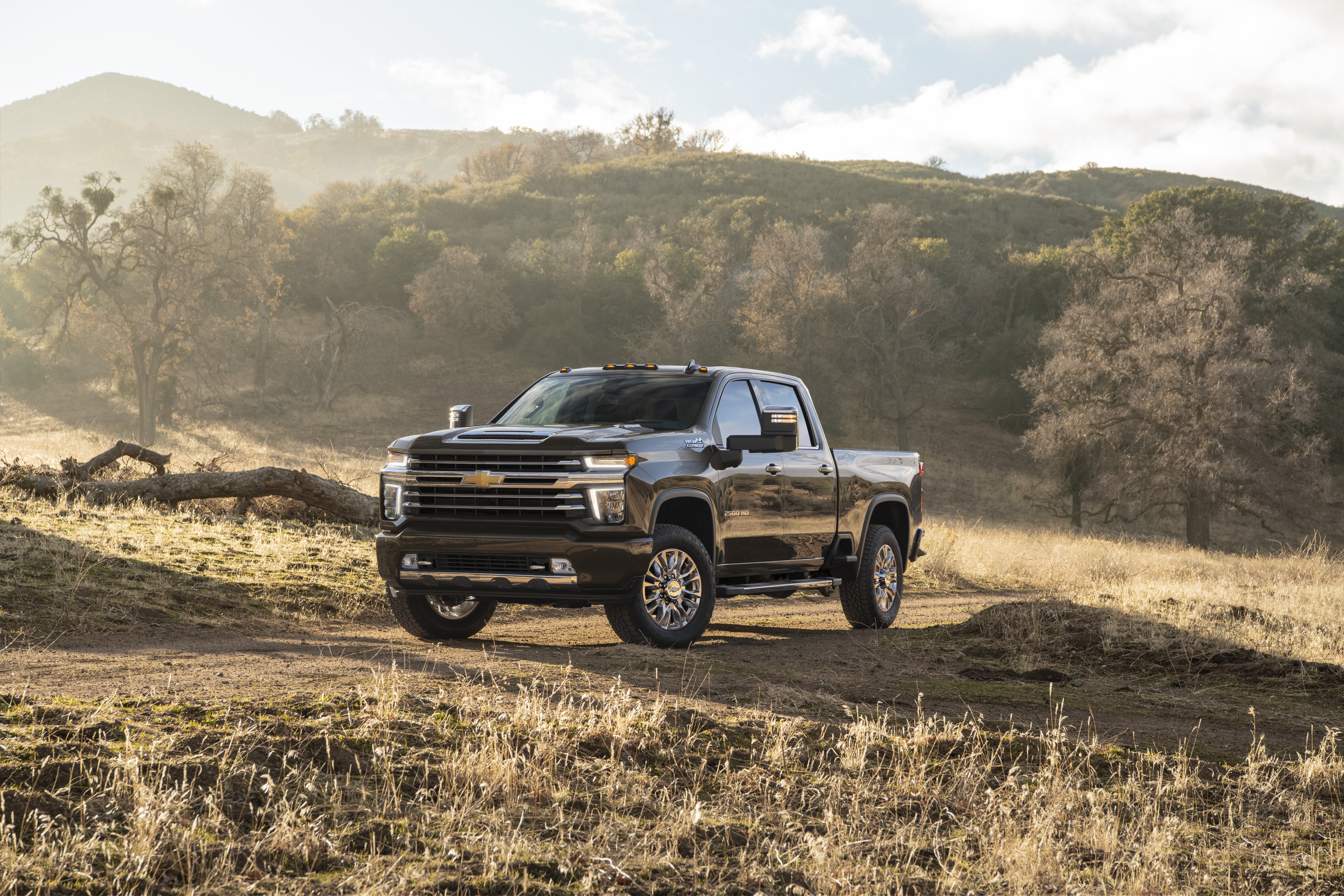 87 All New 2020 Chevy Silverado 1500 2500 Overview