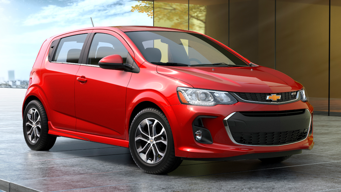 87 All New 2020 Chevy Sonic Prices