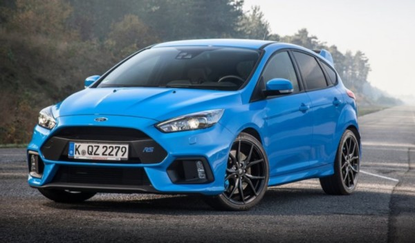 87 All New 2020 Ford Focus RS Interior