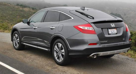 87 All New 2020 Honda Crosstour New Model and Performance
