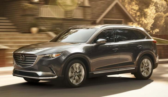 87 All New 2020 Mazda Cx 9 Rumors Model