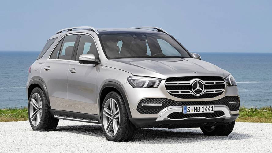 87 All New 2020 Mercedes ML Class 400 Redesign