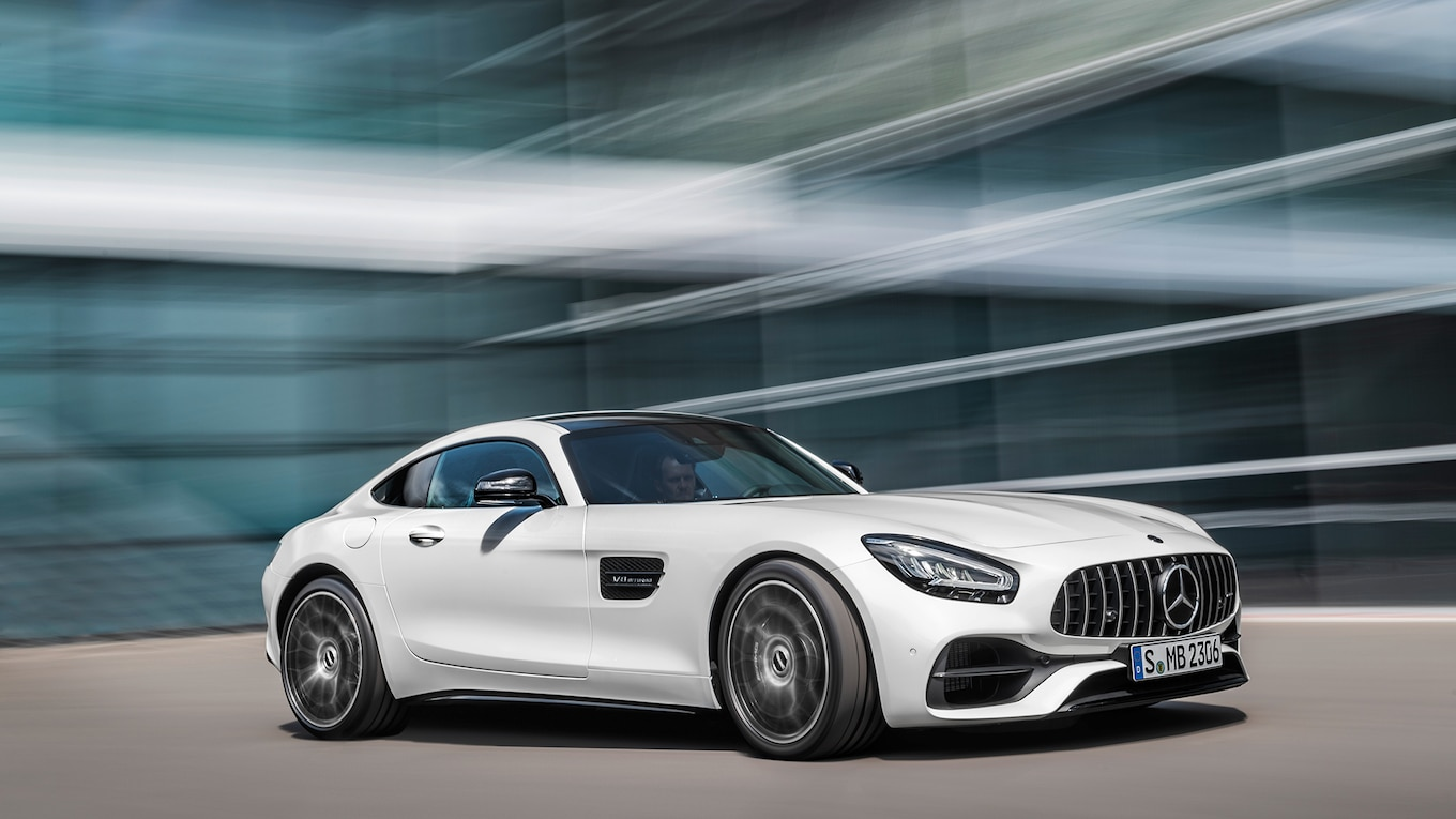 87 Best 2020 Mercedes AMG GT First Drive