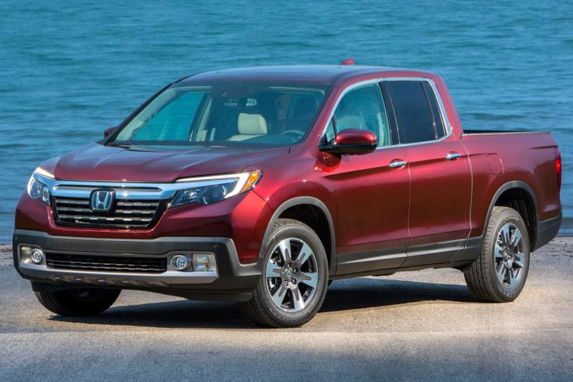 87 New 2019 Honda Ridgeline Pickup Truck Spy Shoot