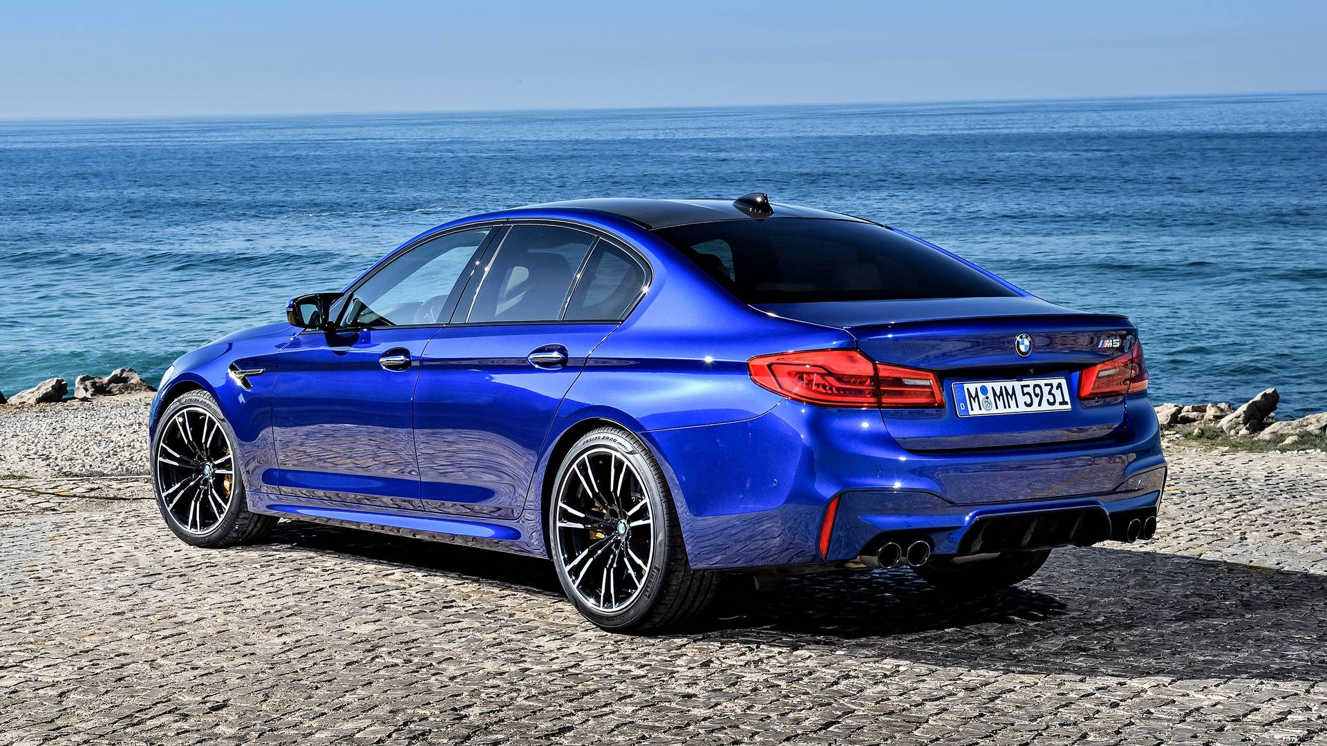 87 New 2020 BMW M5 Redesign and Concept