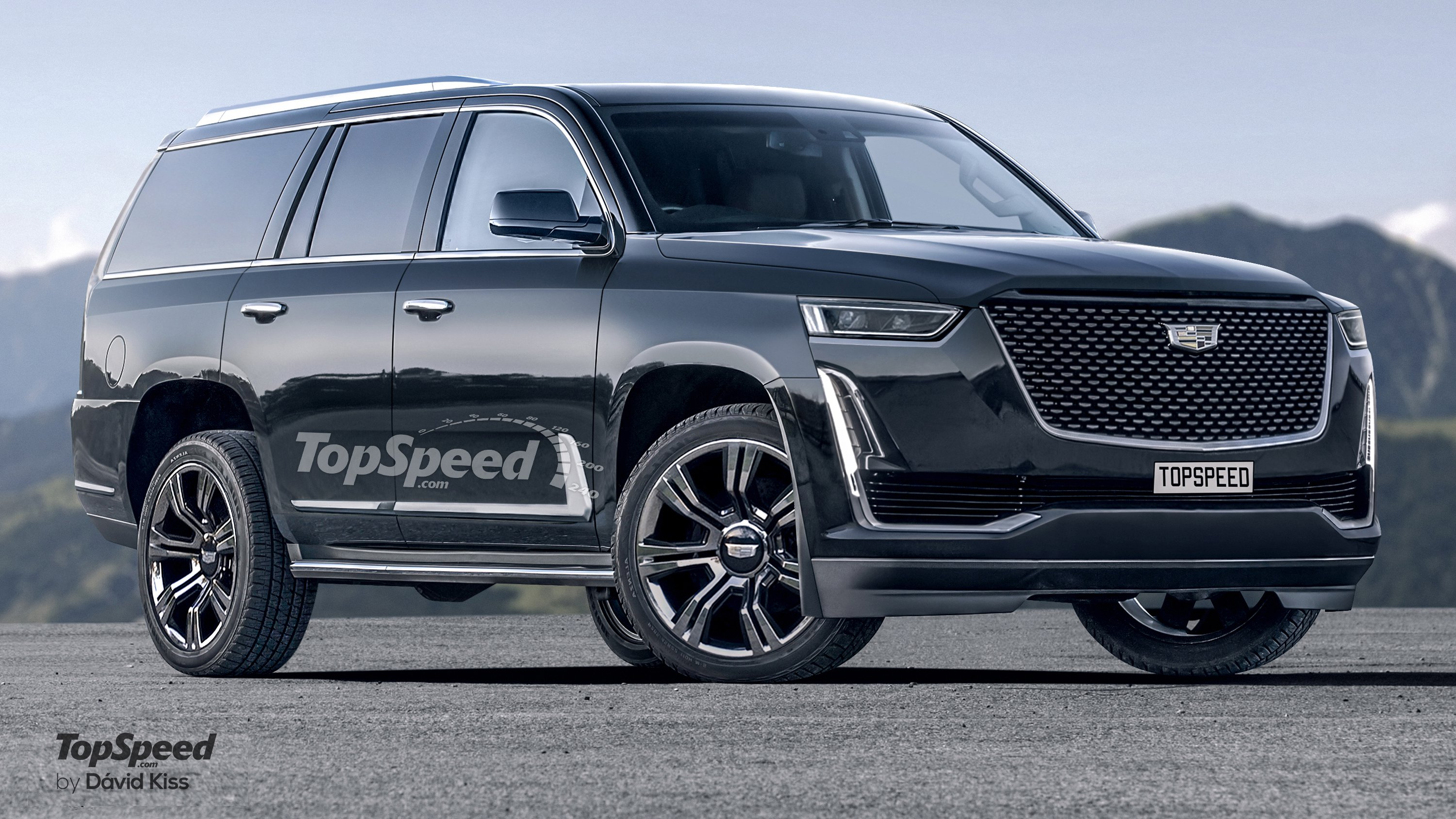 87 New 2020 Cadillac Escalade Images