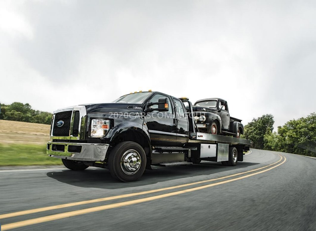 87 New 2020 Ford F650 History