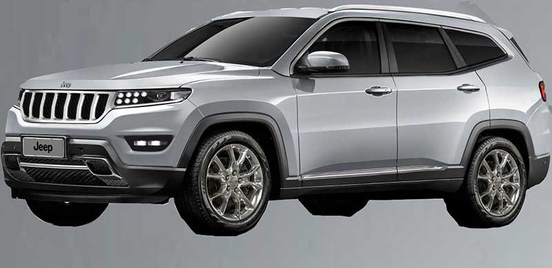 87 New 2020 Jeep Grand Cherokee Release