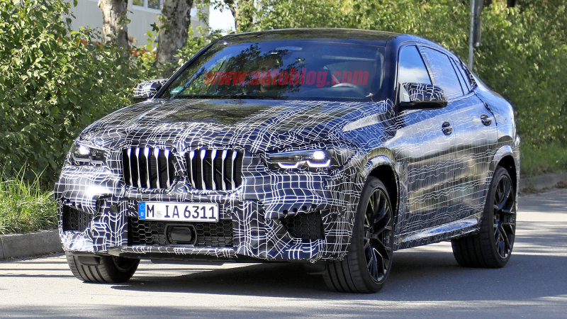 87 The 2020 BMW X6 Pictures