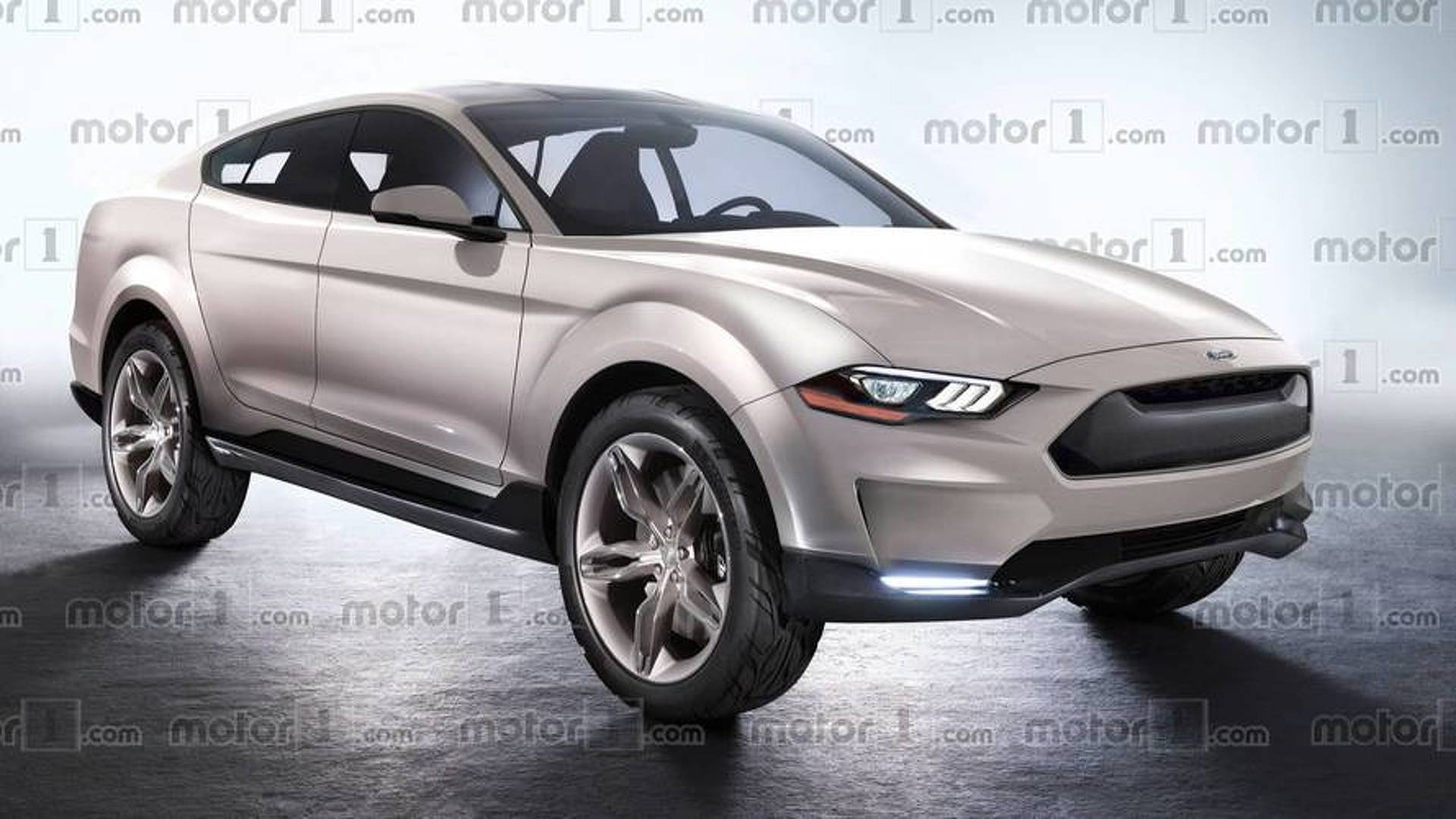 87 The 2020 Mustang Mach 1 Photos