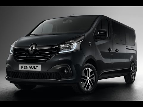87 The 2020 Renault Trafic Spesification