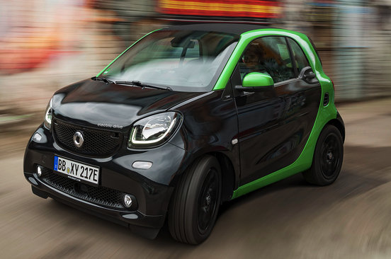87 The 2020 Smart Fortwo History