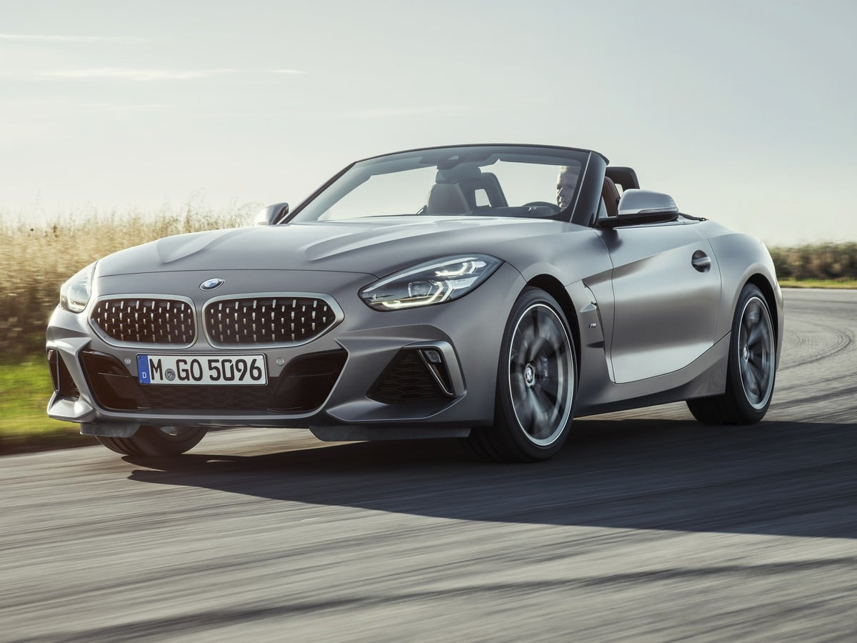 87 The Best 2019 BMW Z4 Roadster Photos