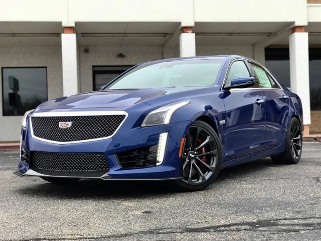 87 The Best 2019 Cadillac Cts V Performance and New Engine