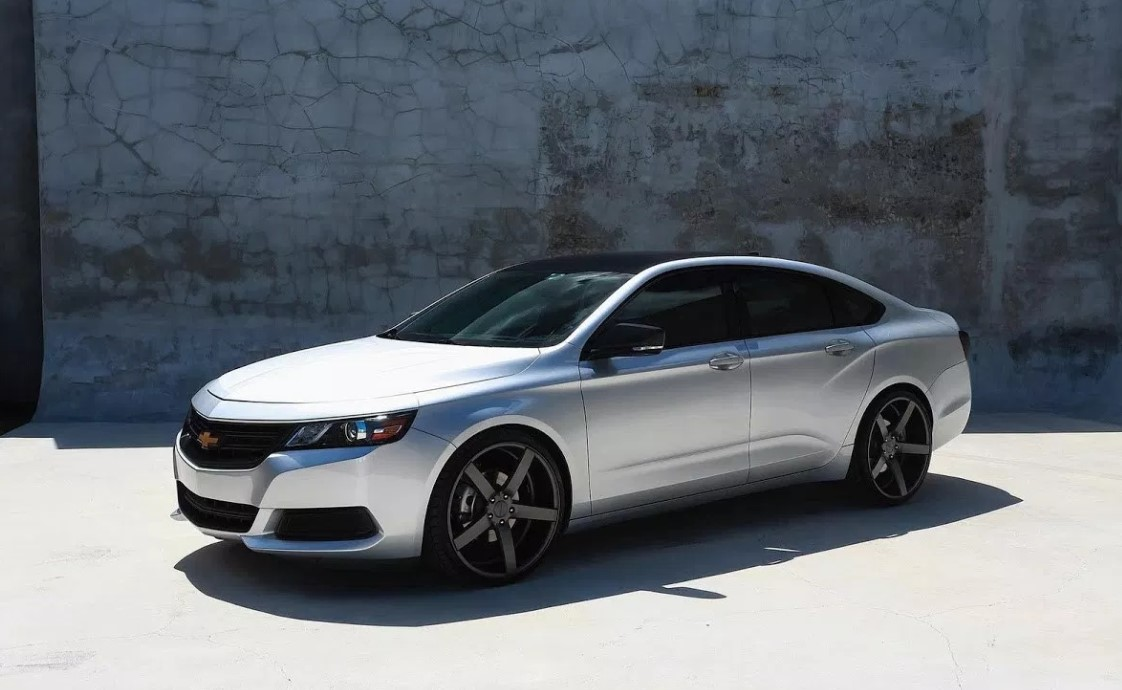 87 The Best 2020 Chevy Impala Ss Ltz Review