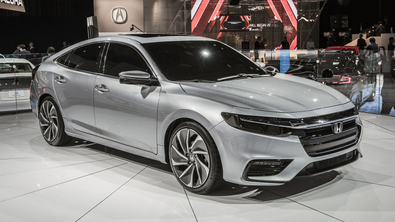 87 The Best 2020 Honda Insight New Concept