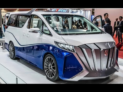 87 The Best 2020 Toyota Alphard Concept and Review