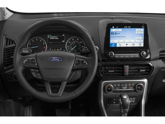 88 A 2019 Ford Ecosport Overview