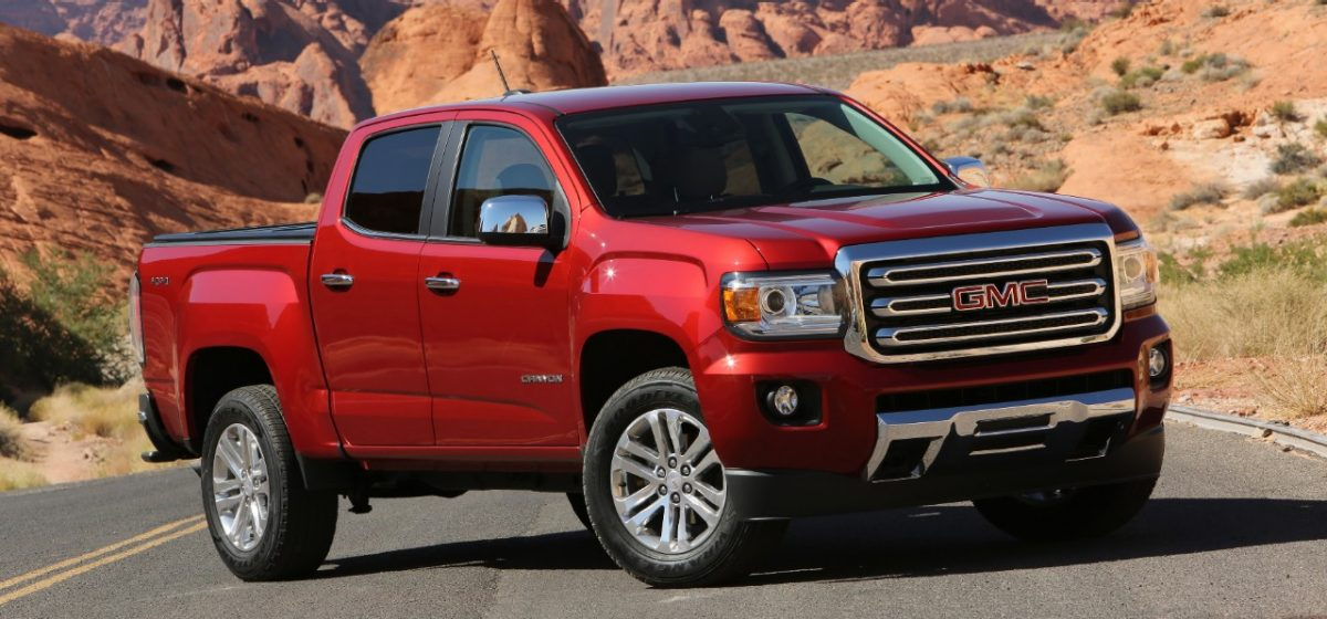 88 A 2019 GMC Canyon Denali Wallpaper