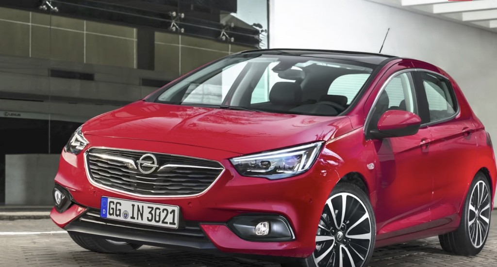 88 A 2019 Opel Corsa Redesign and Review
