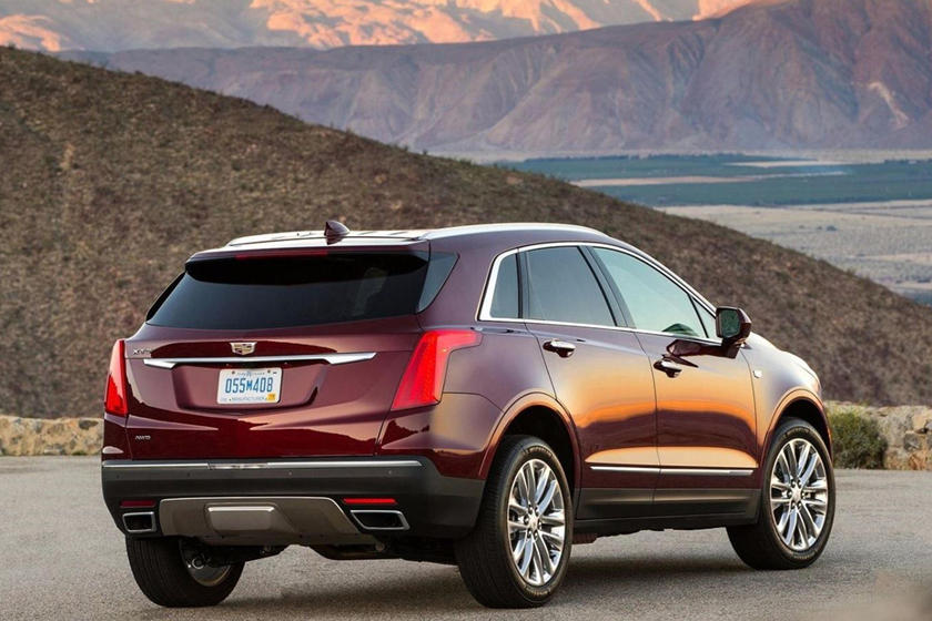 88 A 2020 Cadillac XT5 Spesification