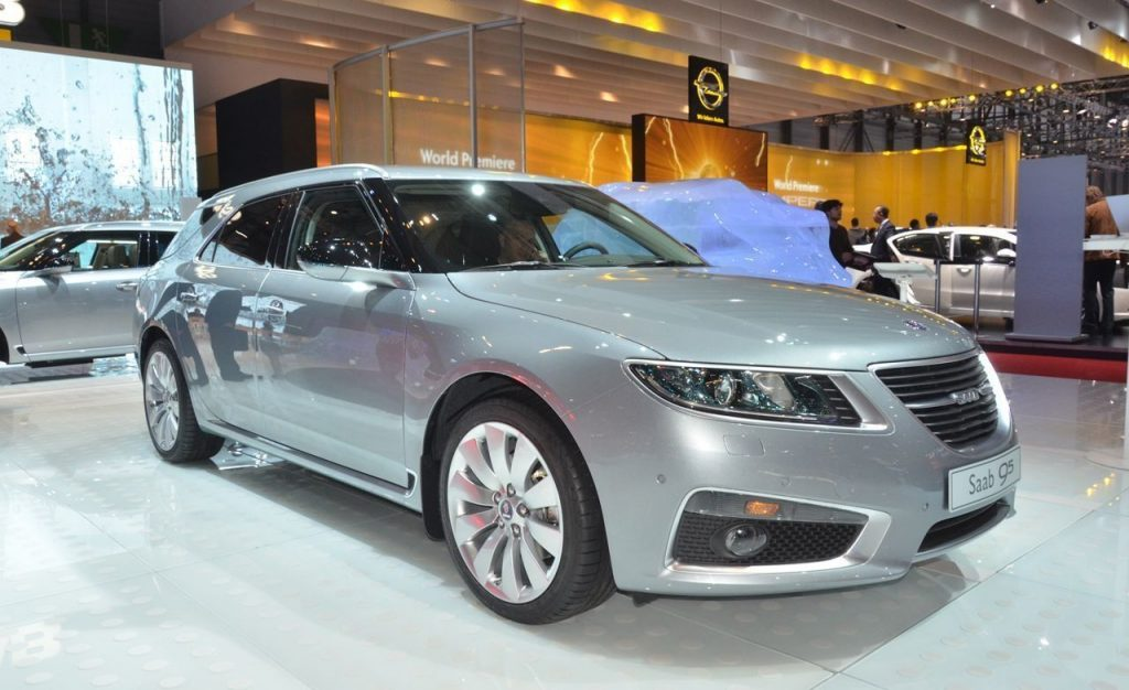 88 A 2020 Saab 9 5 Price and Release date