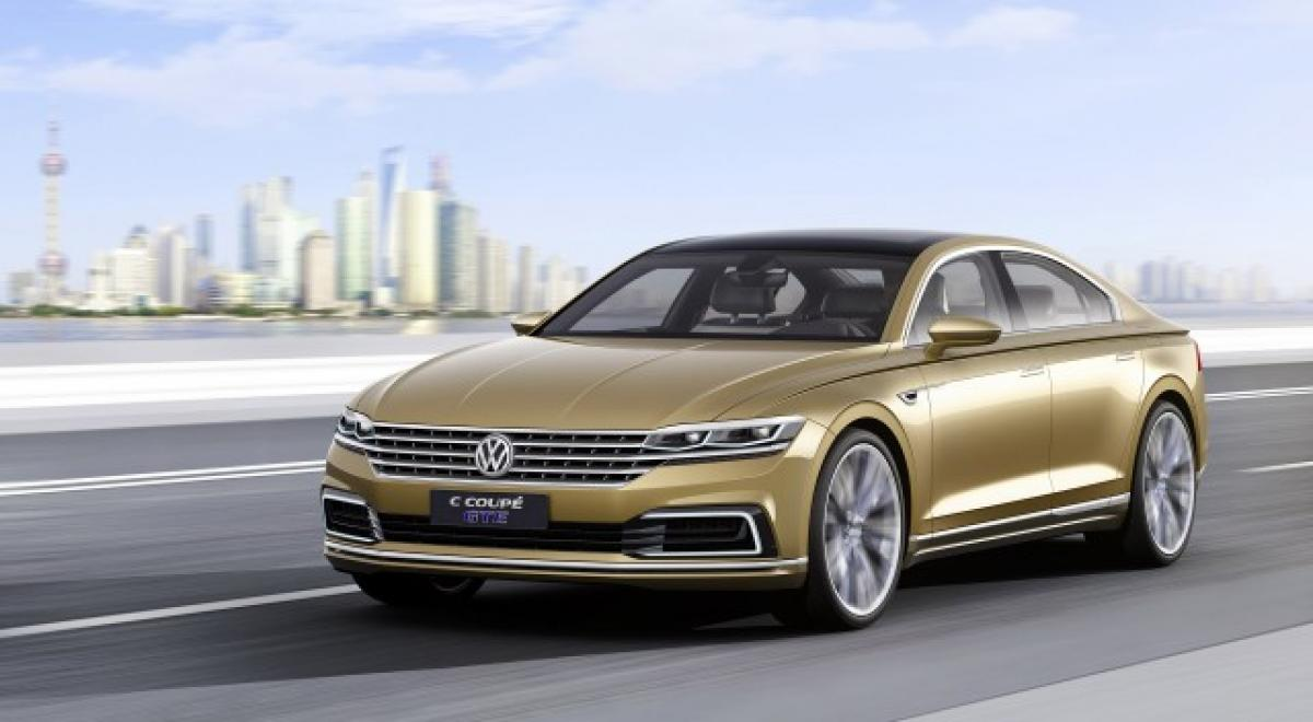 88 A Next Generation Vw Cc New Model and Performance