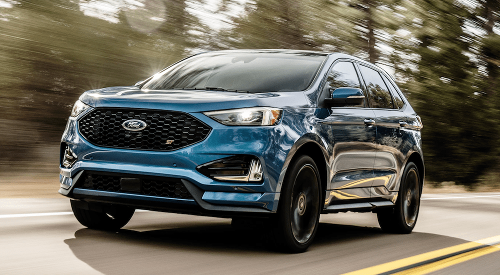 88 All New 2019 Ford Edge New Design First Drive