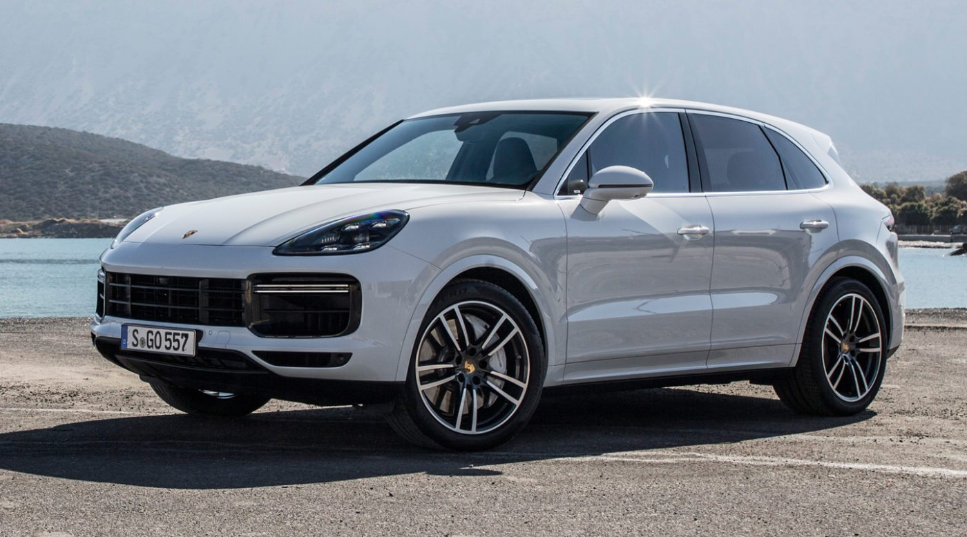 88 All New 2019 Porsche Macan Turbo Engine