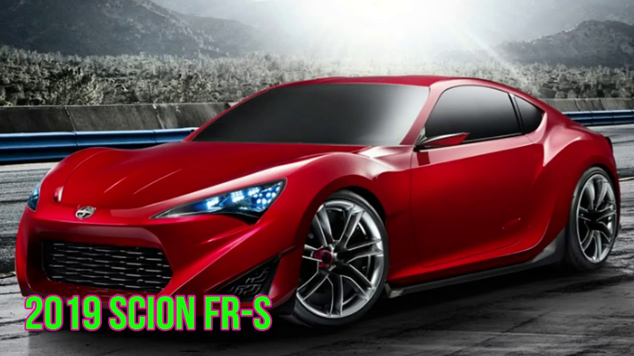 88 All New 2019 Scion Fr S Exterior