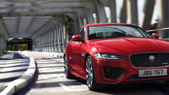 88 All New 2020 All Jaguar Xe Sedan Concept