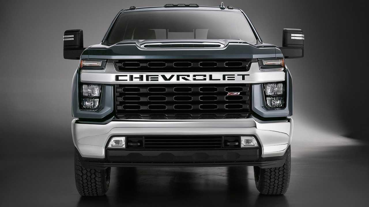 88 All New 2020 Chevy Duramax Exterior and Interior