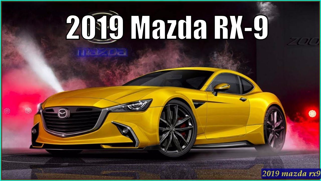 88 All New 2020 Mazda RX7 Exterior