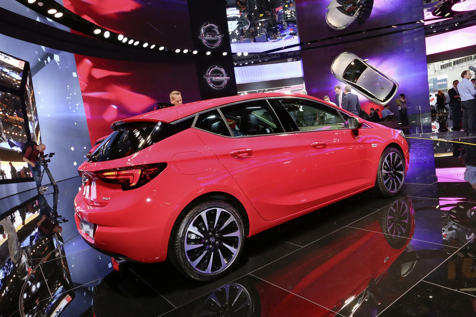 88 All New 2020 Opel Astra Pricing