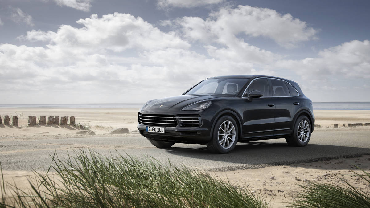 88 Best 2019 Porsche Cayenne Turbo S Reviews