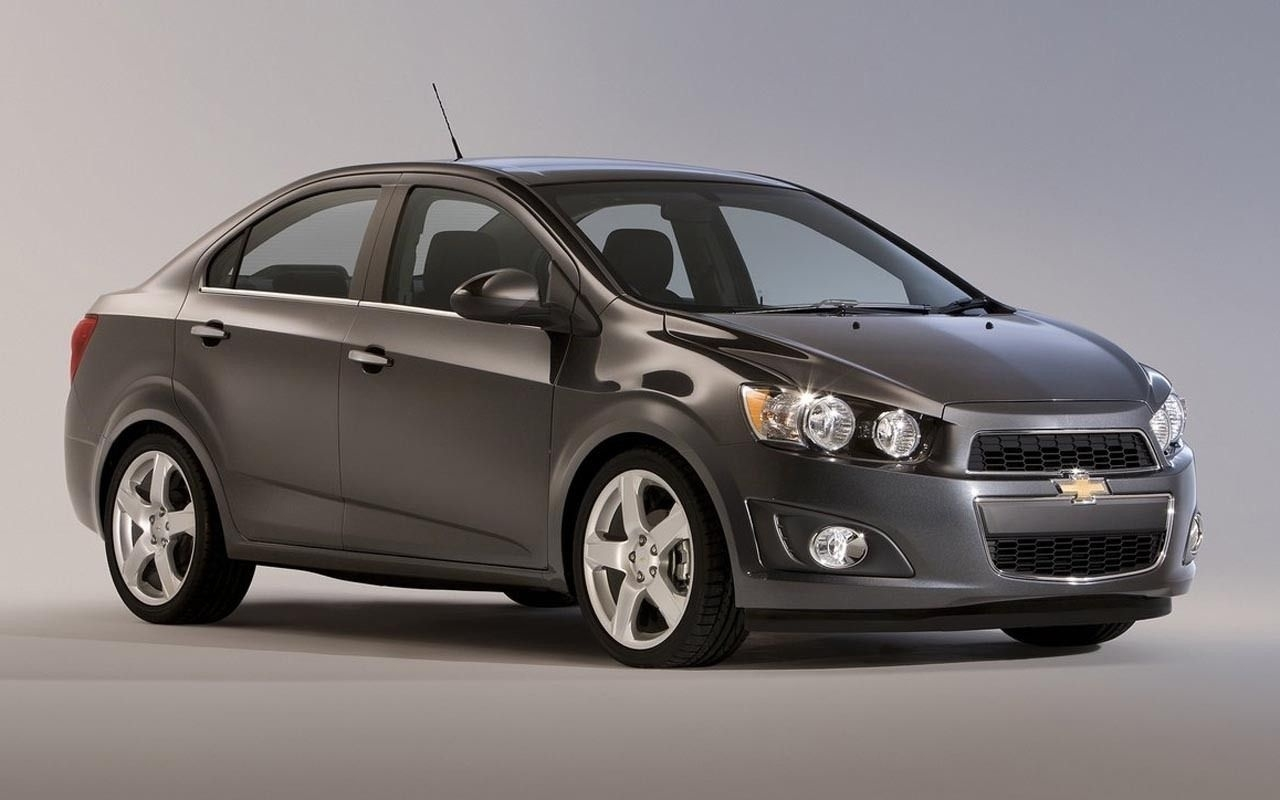 88 Best 2020 Chevy Sonic Redesign and Concept