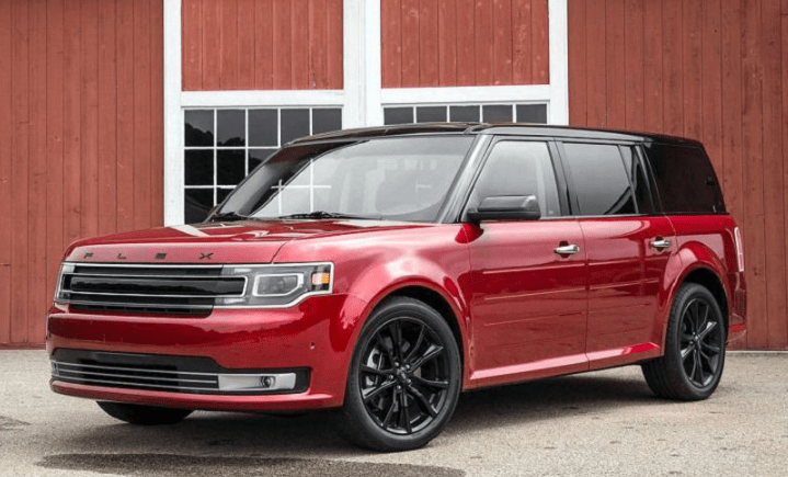 88 Best 2020 Ford Flex Spy Shoot
