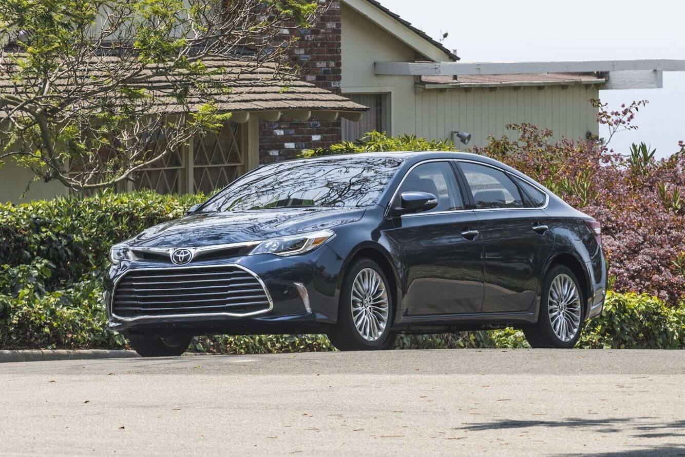 88 Best 2020 Toyota Avalon Hybrid Redesign and Review